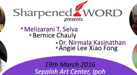 Sharpened Word March 2016 - In Conjunction With International Women's Day