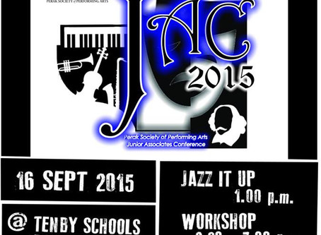 JAC 2015 Is Back!