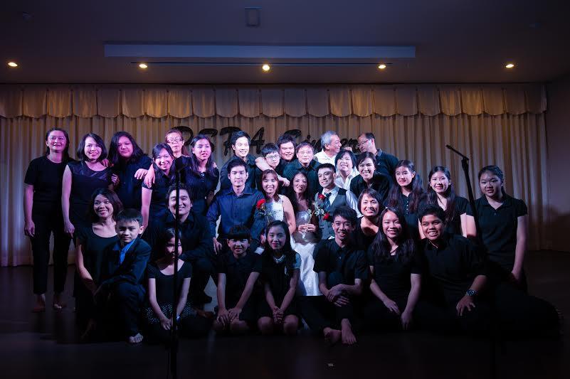 PSPA Singers Performers..