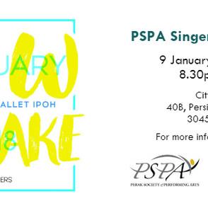 PSPA Singers New Intake Day