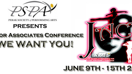 """Junior Associates Conference 2014,""""We Want You!"""""""