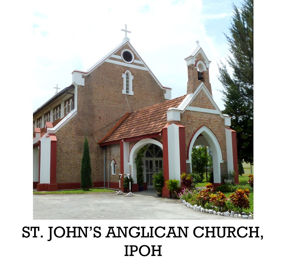 St. John's Anglican Church, Ipoh