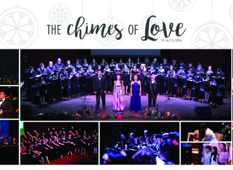 PSPA Singers The Chimes of Love – THANK YOU!!!