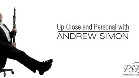 PSPA international Ensemble Presents Andrew Simon, Clarinet
