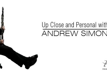 PSPA international Ensemble Presents Andrew Simon, Clarinet