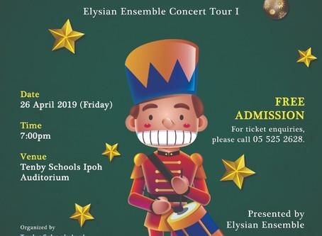 """The Nutcracker"" by Elysian Ensemble"