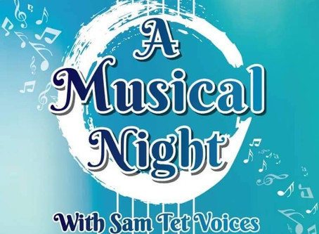 "2019 ""A Musical Night with STV"" by Sam Tet Voices"