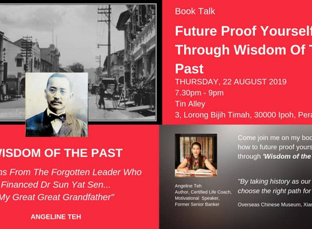 """Future Proof Yourself Through Wisdom of The Past"" by Angeline Teh"