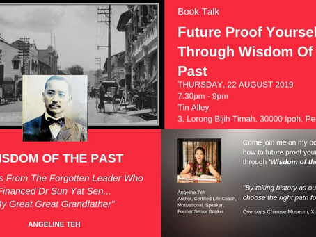 """""""Future Proof Yourself Through Wisdom of The Past"""" by Angeline Teh"""