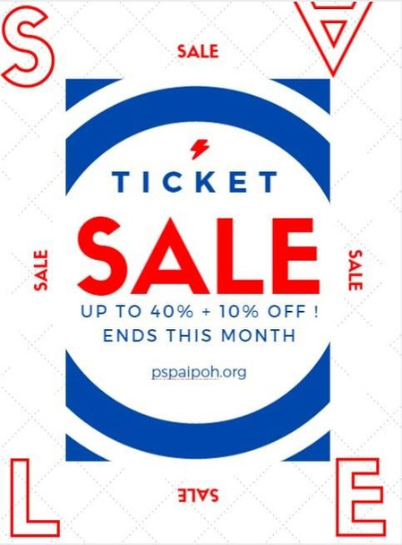 PSPA Singers in Fantasia Early Bird Ticket Sale Promo Ends This Month!