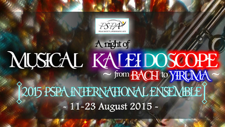 The PSPA International Ensemble 2015 is Back!