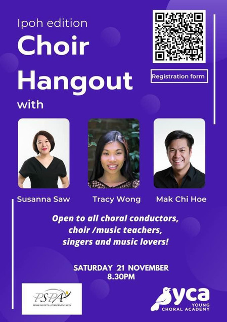 Ipoh Edition Choir Hangout