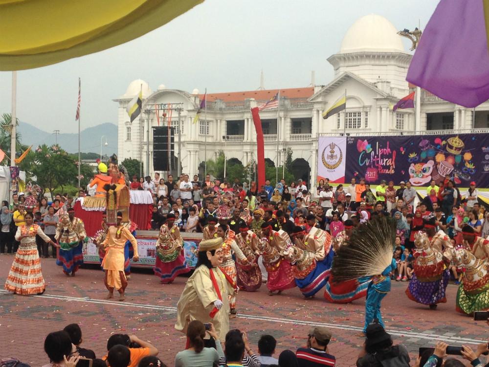 Persatuan Kesenian Sebastiar Perak (Indian Music)