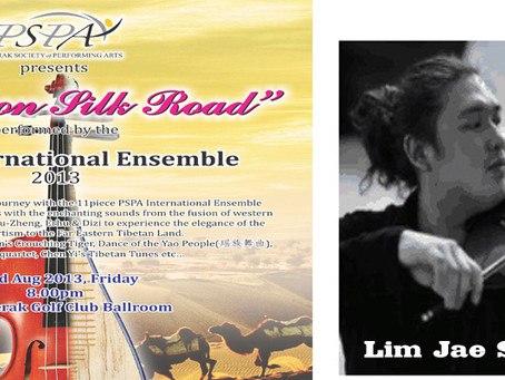 "PSPA International Ensemble ""Mozart on Silk Road"" - Lim Jae Sern"
