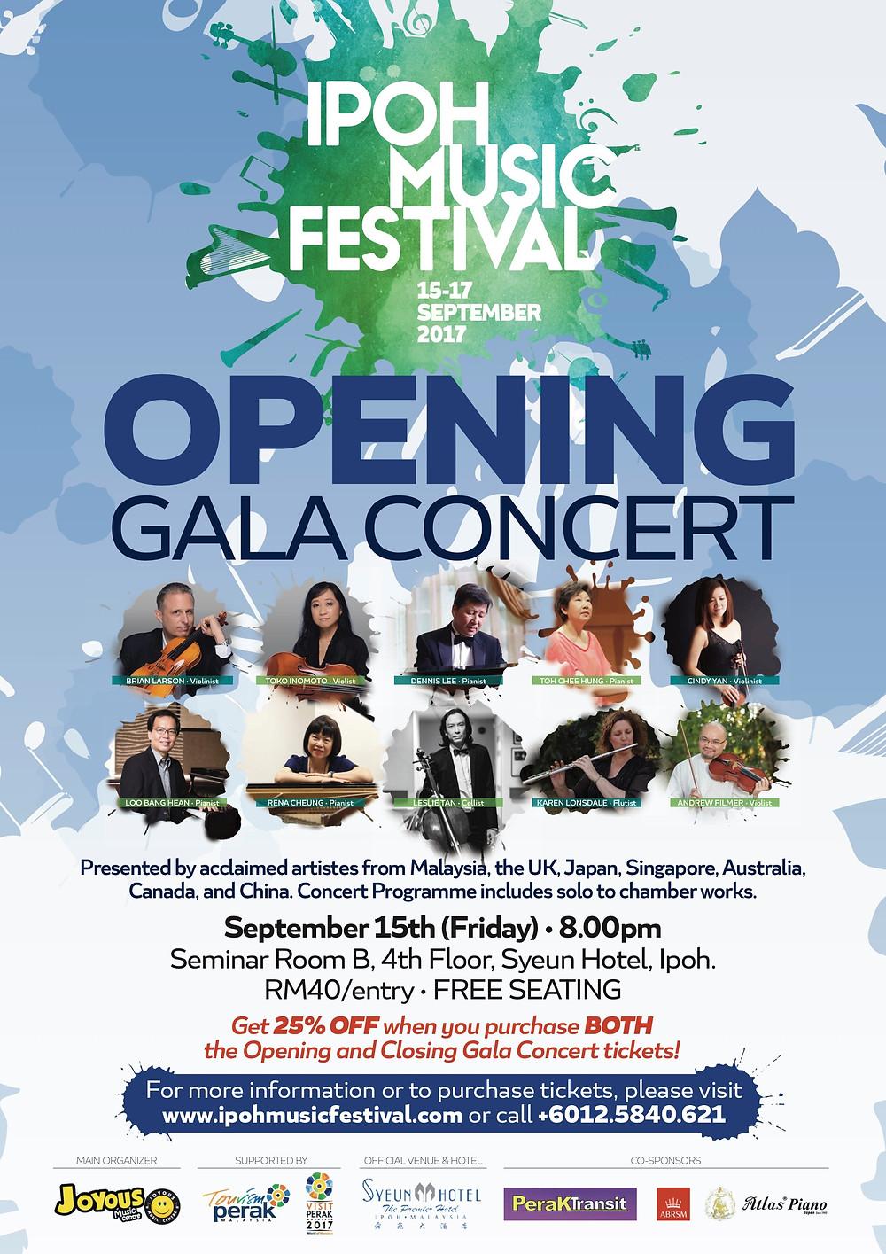 Opening Gala Concert