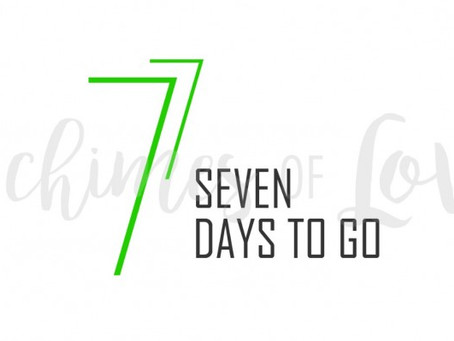 PSPA Singers The Chimes of Love – 7 Days To Go