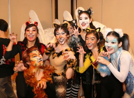 Spectacular Masquerade Party