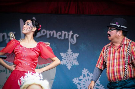 A Christmas Miracle play by PSPA @ Lost World Of Tambun