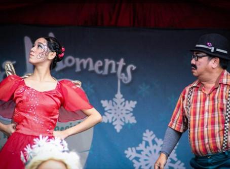 A Christmas Miracle play by PSPA @ Lost World Of Tambun