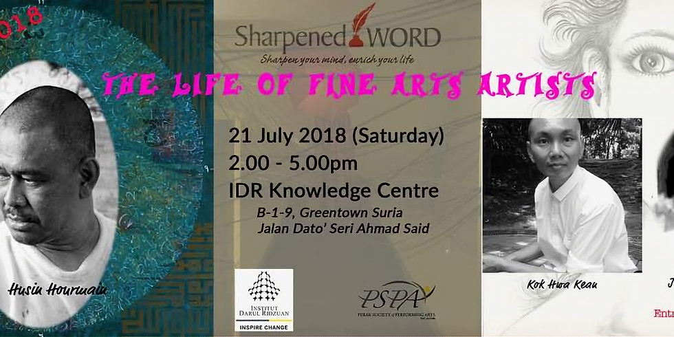 Sharpened Word - July 2018