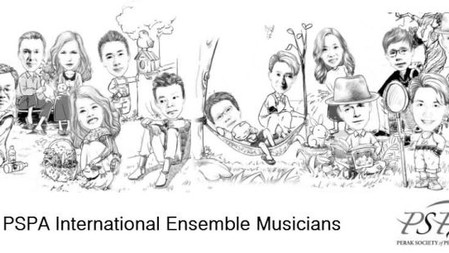 Introducing the 2015 PSPA International Ensemble Finest Musicians
