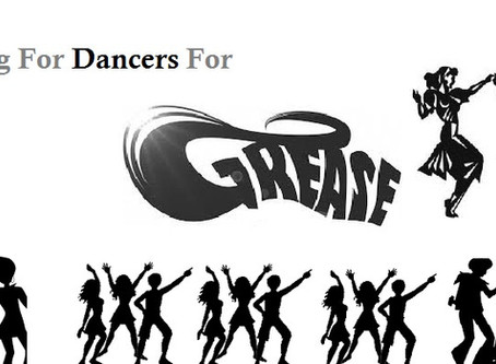 Calling for Dancers for GREASE This School Holidays