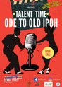 Talent Time - Ode to Old Ipoh Postponed