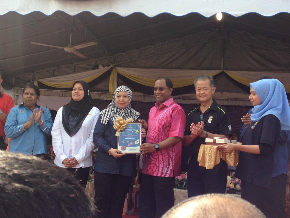 Puan Zuraidah, Director of Tourism Perak