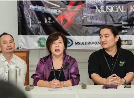2015 PSPA International Ensemble - Press Conference