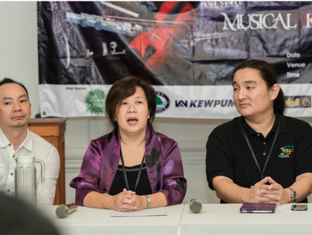2015 PSPA International Ensemble - Press Conference