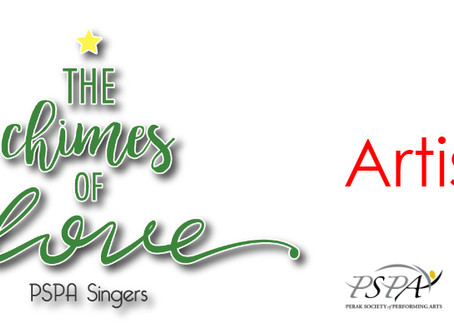 PSPA Singers The Chimes of Love - The Artistes
