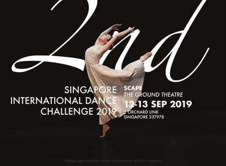 Singapore International Dance Challenge 2019