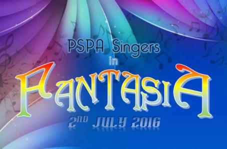 PSPA Singers in Fantasia Repertoires