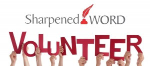 Sharpened Word- We Need YOU!