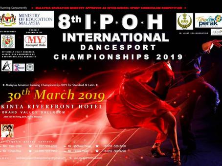 8th IPOH International Dancesport Championships 2019