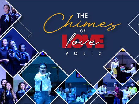 PSPA Singers The Chimes of Love Vol : 2 – THANK YOU!!!
