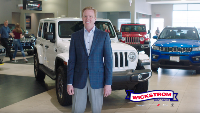 Wickstrom Auto Group – 15 Sec Spot