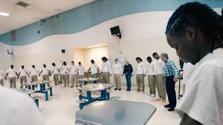 Hope Behind Bars – Cook County Jail