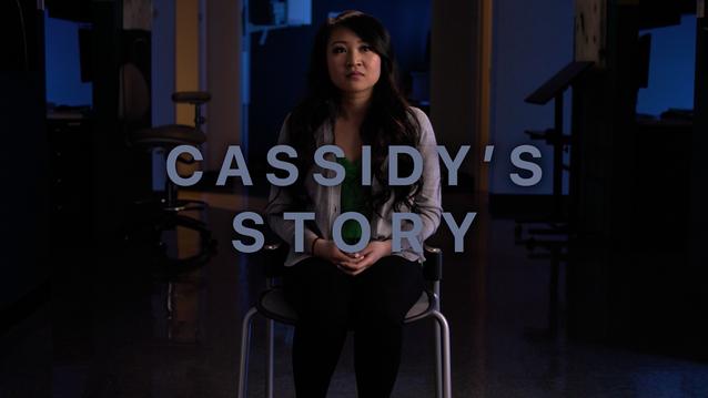 Cassidy's Story