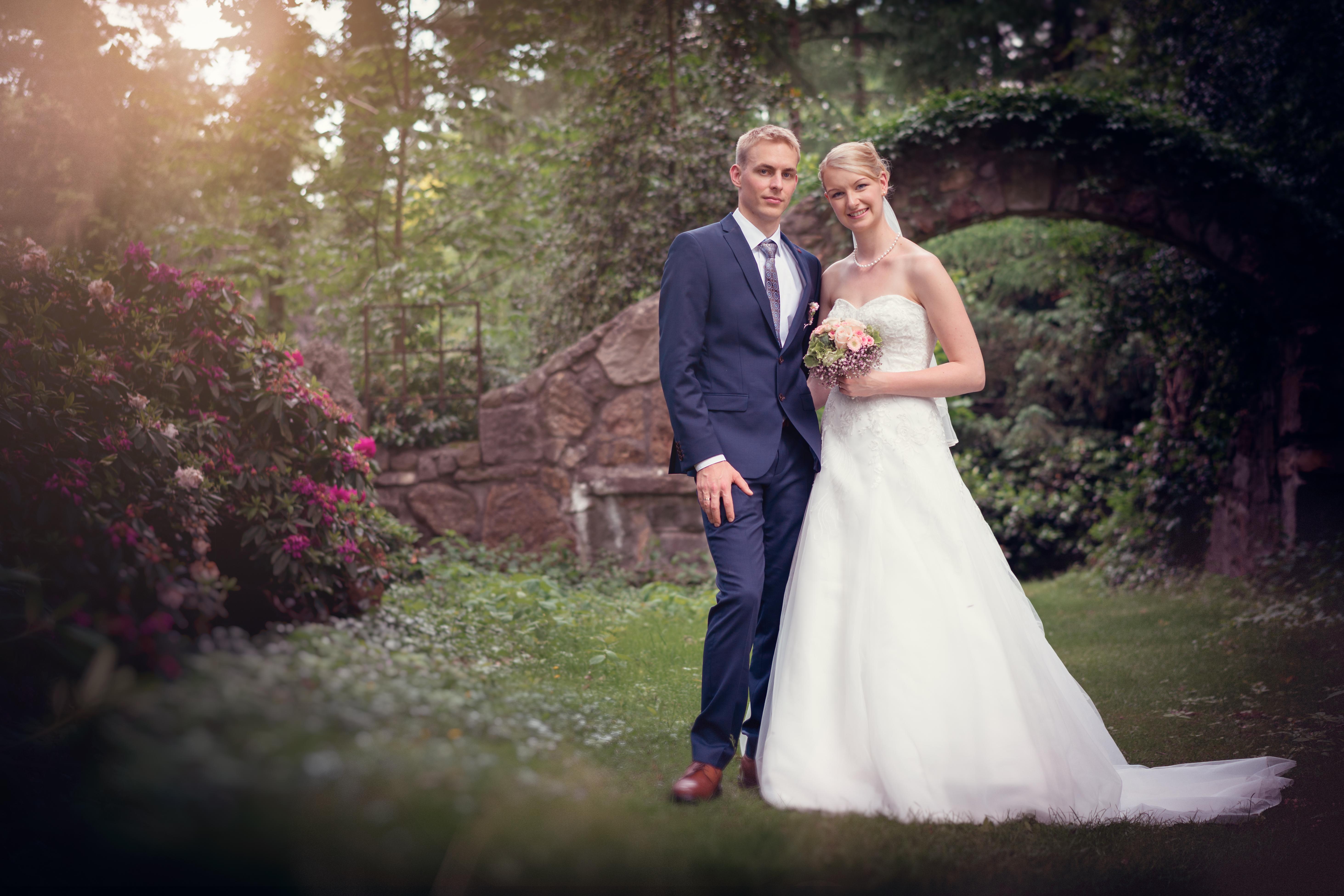 Hochzeitsfotos Meppen Getting Ready