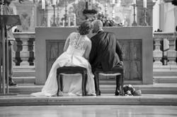 Süßes Hochzeitspaar Comburg