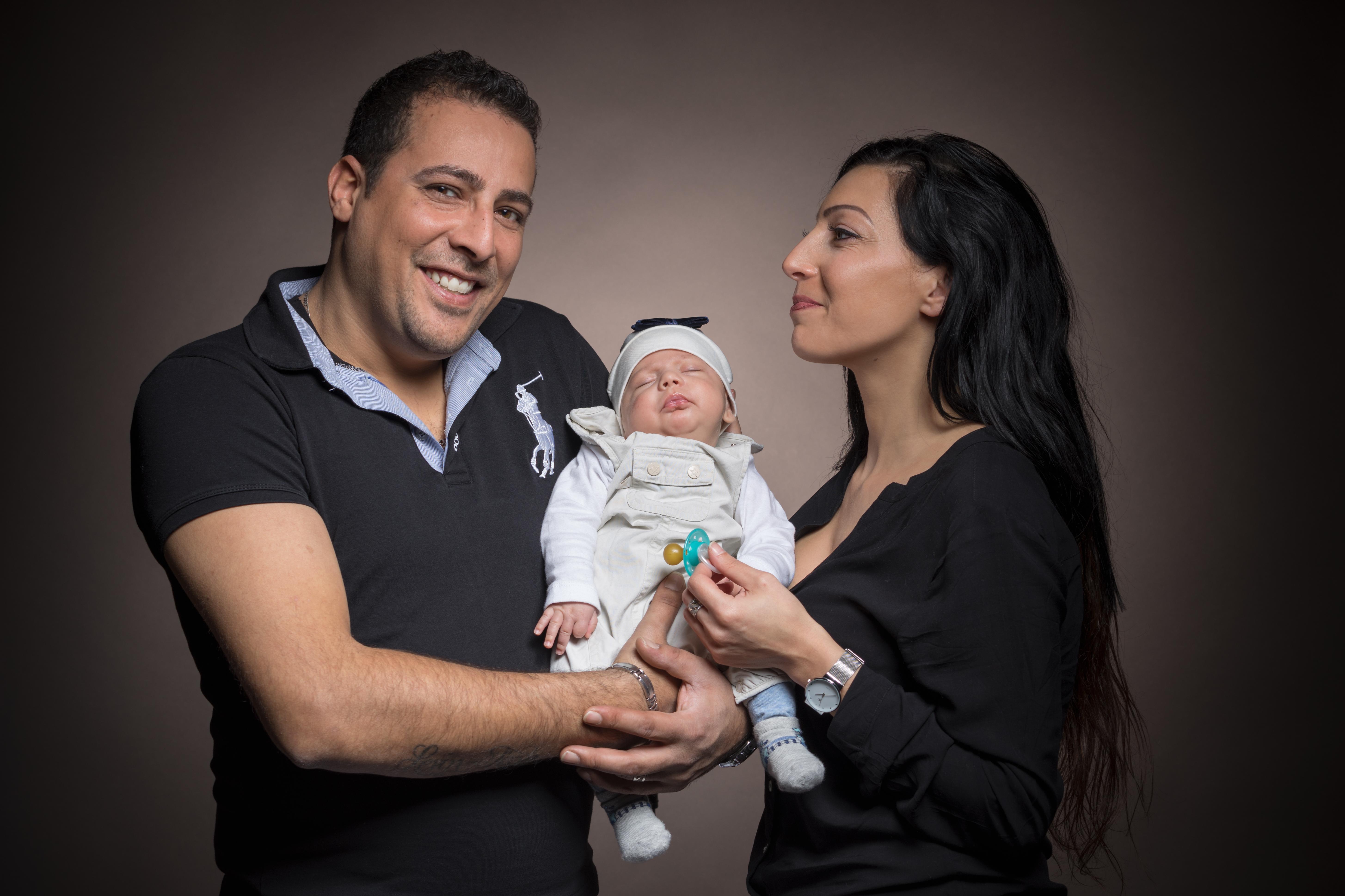 Babyshooting - Newborn Reutlingen