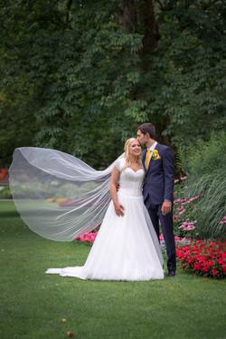 Brautpaarshooting in Öhringen
