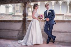 Hochzeitsfotos auf der Comburg