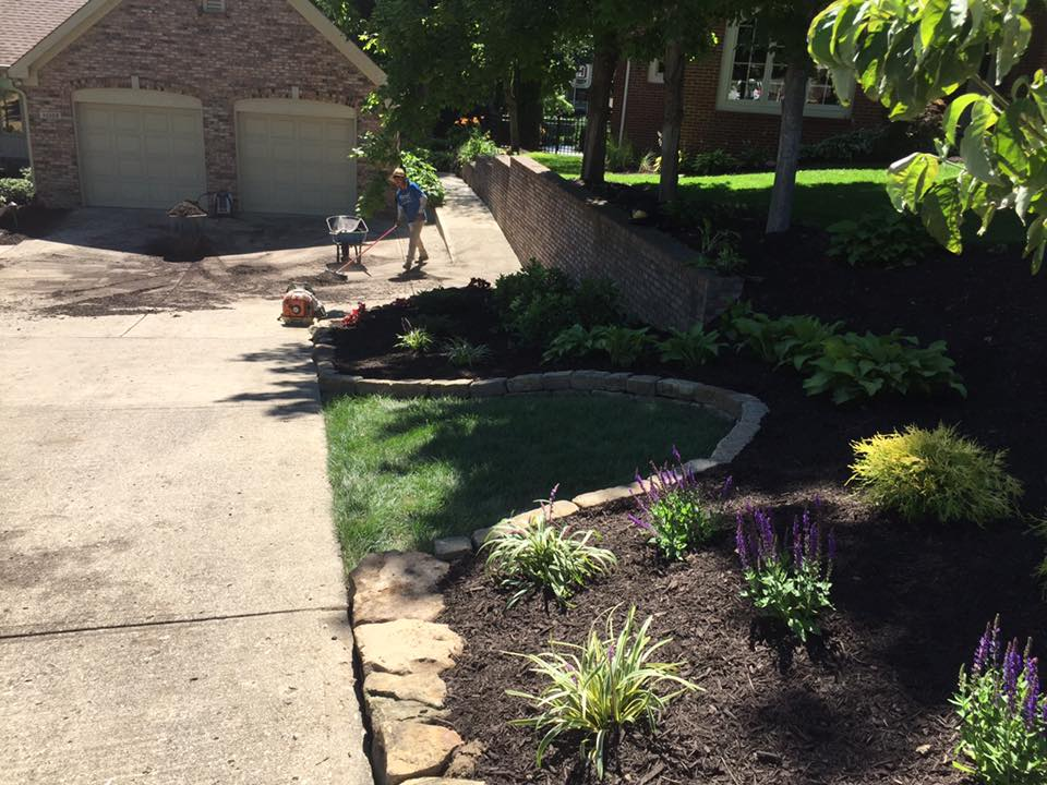 Landscaping Work 5