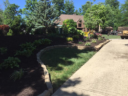 Landscaping Work
