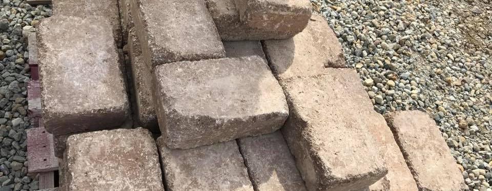 Rumble Wall Blocks