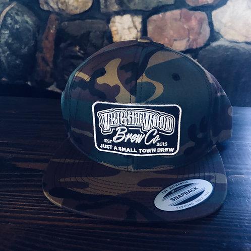 Brew Co Camo Hat