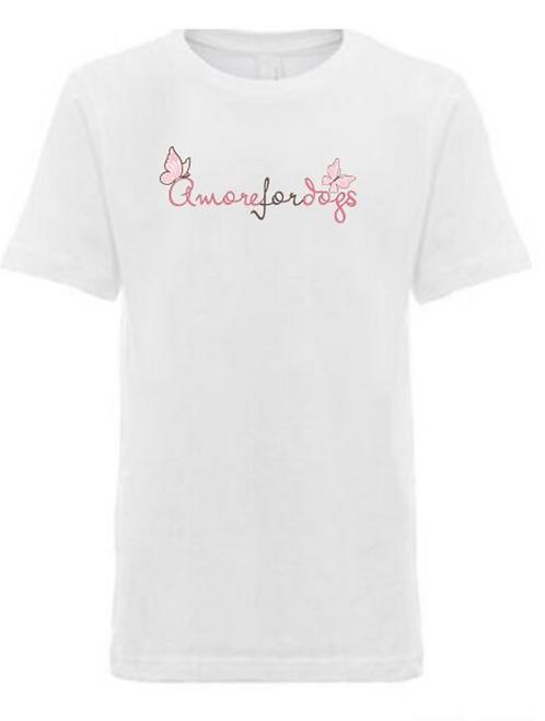Kids T-Shirt $20 donation
