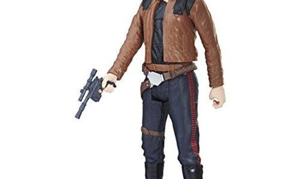 Figura Han Solo Chica Star Wars